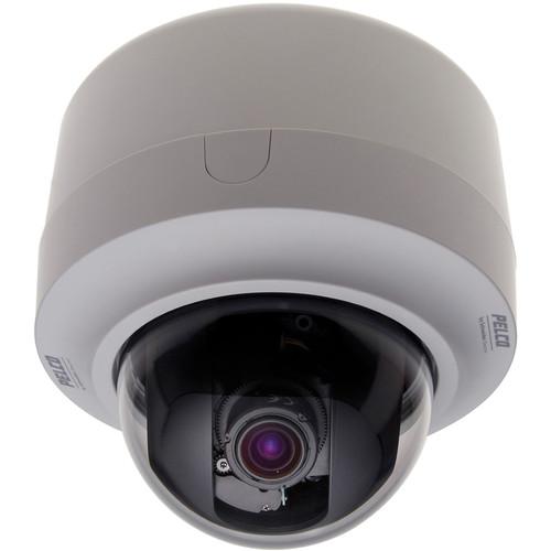 Pelco Sarix IMP Series IMP1110-1EP 1MP Environmental Day/Night Pendant Mount Mini Dome IP Camera with 2.8 to 10mm Lens (Light Gray)