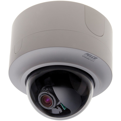 Pelco Sarix IMP Series IMP1110-1S 1MP Day/Night Surface Mount Indoor Mini Dome IP Camera with 2.8 to 10mm Lens (White)