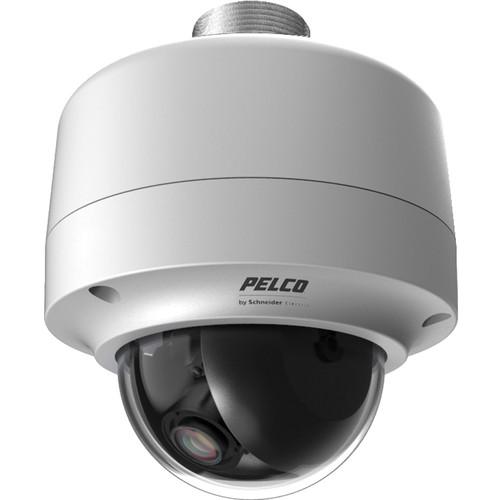 Pelco Sarix IMP Series IMP319-1EP 3MP Environmental Day/Night Pendant Mount Mini Dome IP Camera with 3 to 9mm Lens (Light Gray)