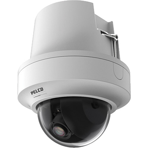 Pelco Sarix IMP Series IMP519-1I 5MP Day/Night In-Ceiling Mount Indoor Mini Dome IP Camera with 3 to 9mm Lens (White)