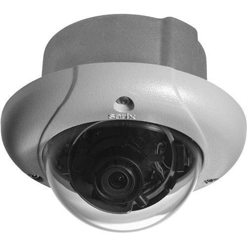 Pelco Sarix IMS0-V Vandal-Resistant Day/Night Mini Fixed Dome Network Camera