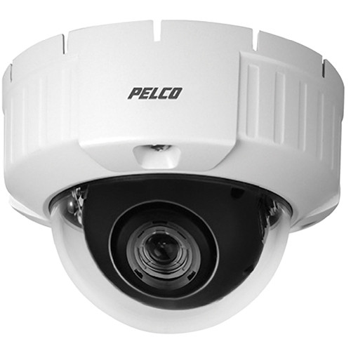 Pelco IS51-CHV10SX Outdoor Camclosure 2 Camera System (PAL, Light Gray)