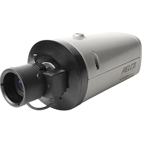 Pelco Sarix IXE Series 2MP Network Box Camera with SureVision 3.0 (No Lens)