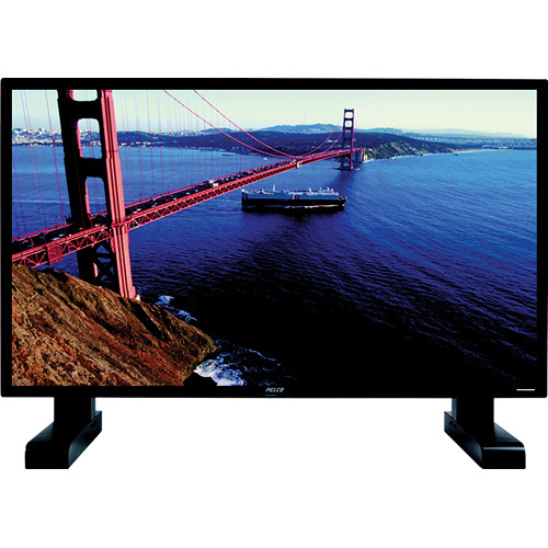 """Pelco PMCL555BL 55"""" High Resolution LCD Monitor"""