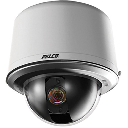 Pelco S5220-FW0 Spectra HD IP High-Speed Indoor Dome Camera System (Black, NTSC)