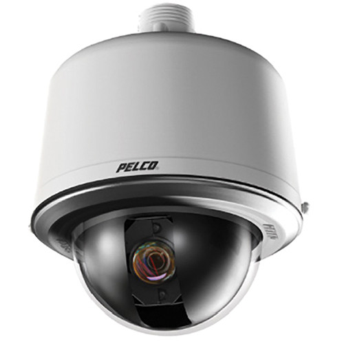 Pelco S5220-PB0 Spectra HD IP High-Speed Dome Camera System (Black, NTSC)