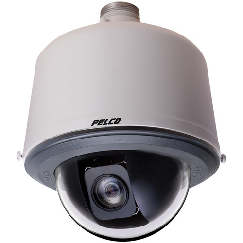 Pelco Spectra Enhanced Series In-Ceiling Network Dome Camera
