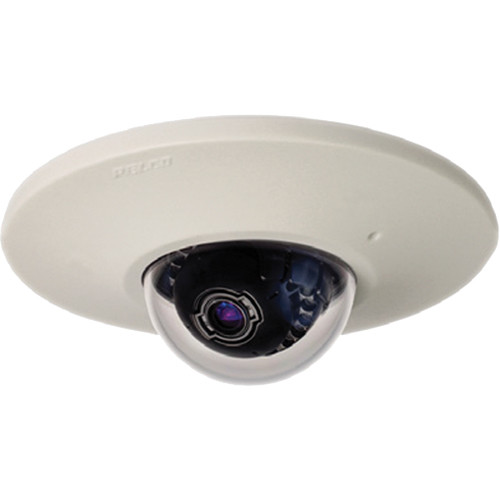 Pelco Sarix IME Series IME319-1EI 3MP Day/Night Environmental Indoor Mini Dome IP Camera with 3-9mm Lens (Light Gray)