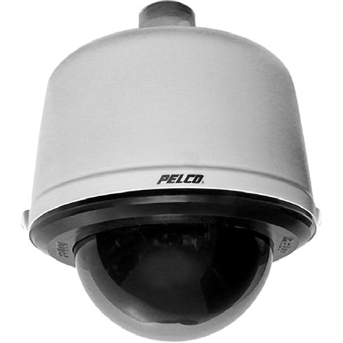 Pelco SD429-PG-1 Spectra IV SE Integrated Dome Camera System (Light Gray, NTSC)
