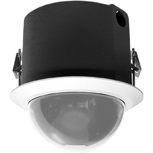 Pelco Spectra IV SL SD423-F1-X In-Ceiling Dome Camera System (Clear Dome, PAL)