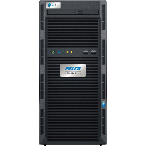 Pelco VideoXpert Eco Server 8-Channel NVR with 12TB HDD
