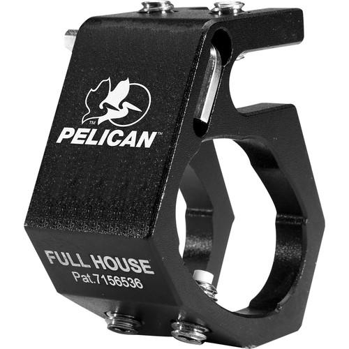 Pelican 0780 Full House Helmet Light Holder for Pelican Flashlights