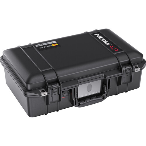 Pelican 1485AirNF Hard Carry Case with Liner, No Foam (Black)