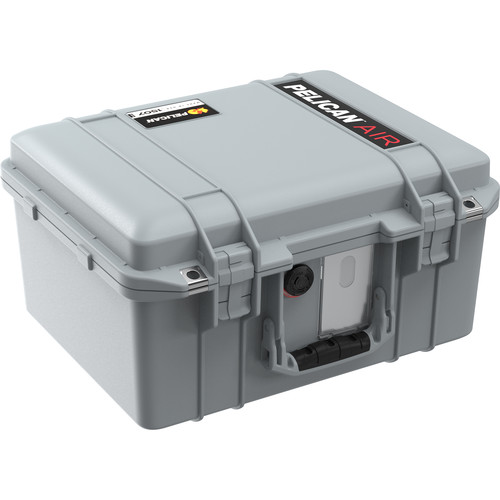 Pelican 1507NF Air Case without Foam (Silver)
