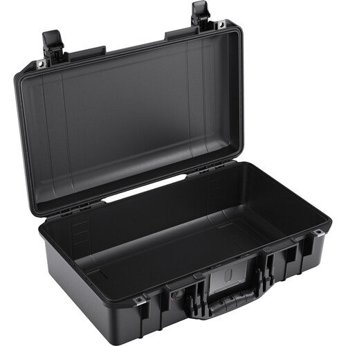 Pelican 1525AirNF Hard Carry Case with Liner, No Insert (Black)