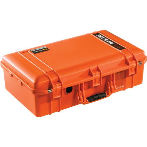 Pelican 1555AirNF Carry-On Case (Orange)