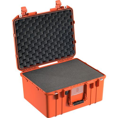Pelican 1557 Air Case (Black, Pick N' Pluck Foam)