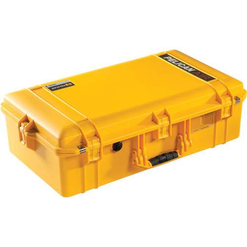 Pelican 1605 Protector Air Case (Yellow, Empty)
