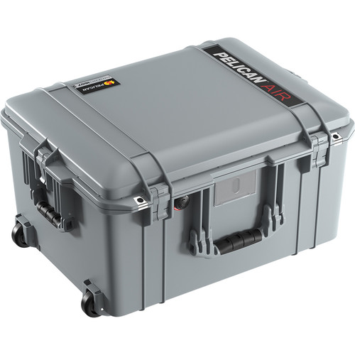 Pelican 1607 Air Case (Silver)