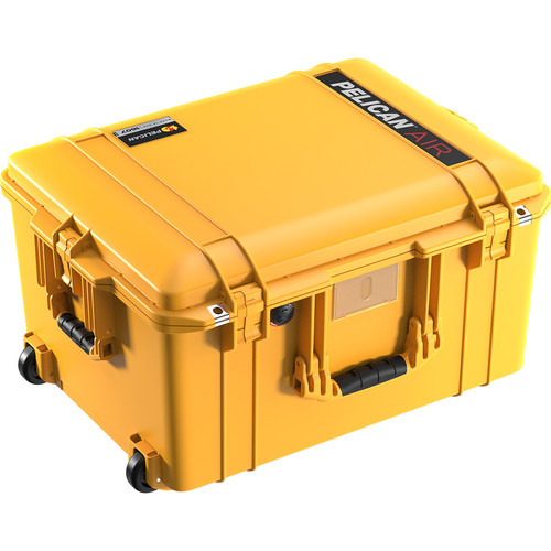 Pelican 1607 Air Case (Yellow)