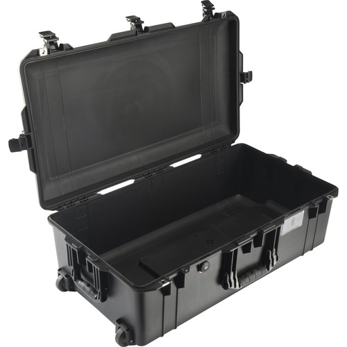 Pelican 1615AirNF Wheeled Check-In Case without Foam (Black)