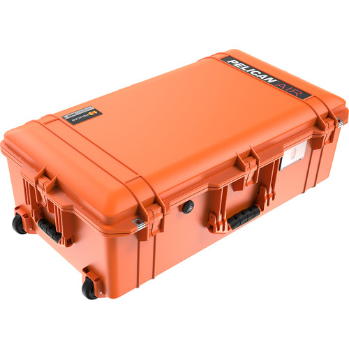 Pelican 1615AirNF Wheeled Check-In Case without Foam (Orange)