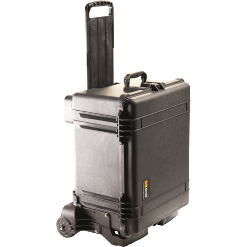 Pelican 1620MNF Case and Mobility Kit without Foam