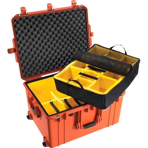Pelican 1637 Air Case (Orange)