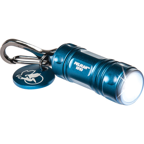 Pelican ProGear 1810 LED Keychain Light (Blue)