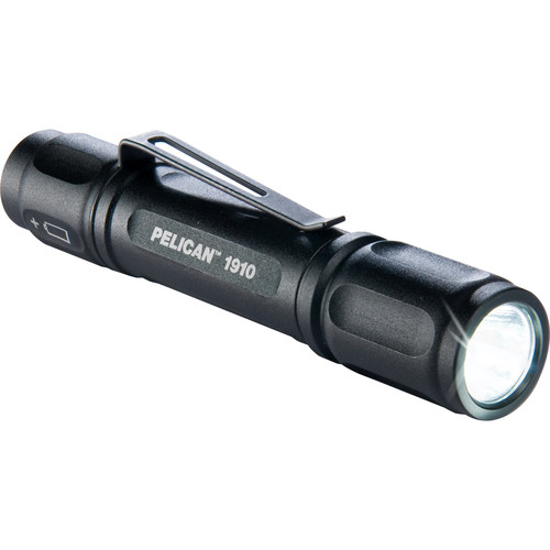Pelican 1910 MityLite LED Flashlight (Black)