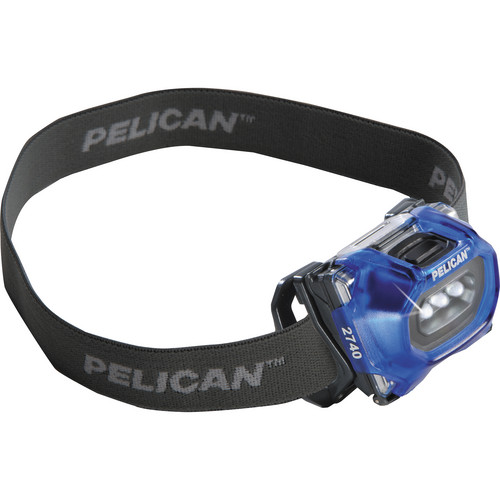 Pelican 2740 LED Headlight (Blue)