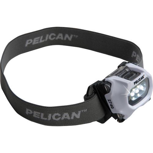 Pelican 2740 LED Headlight (White)