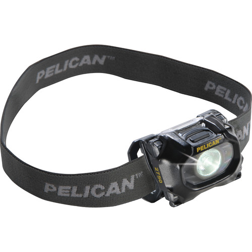 Pelican 2750v.2 LED Headlight (Black)