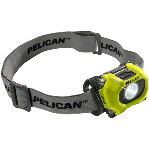 Pelican 2755C LED Headlamp (Yellow)