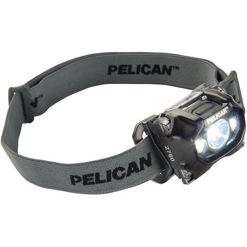 Pelican 2760 v.2 Dual-Spectrum LED Headlight (Black)