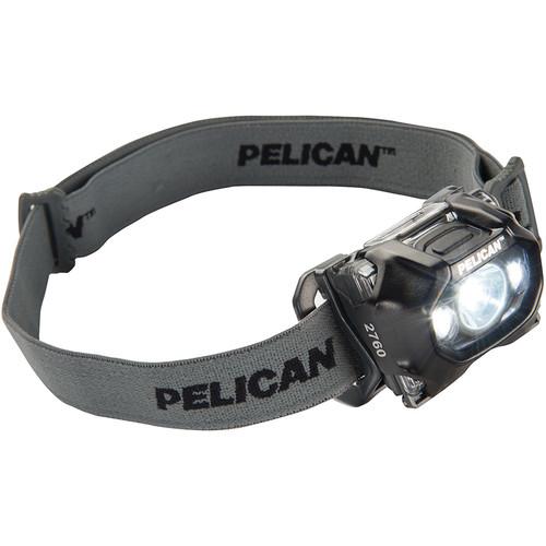 Pelican 2760 Gen 3 LED Headlamp (Black)