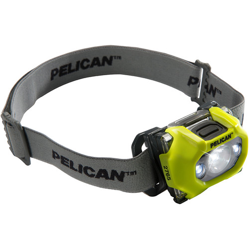 Pelican 2765T Headlamp (Yellow)