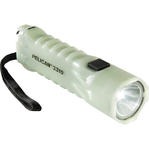 Pelican 3310PL Flashlight (Photoluminescent)