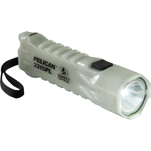 Pelican 3315 LED Flashlight (Photoluminescent,Clamshell Packaging)