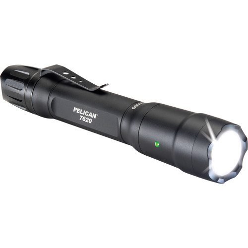 Pelican 7620 LED up to 1124 Lumens Flashlight (Black)