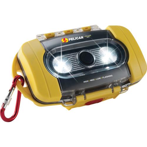 Pelican Light-Case 9000 (Yellow)
