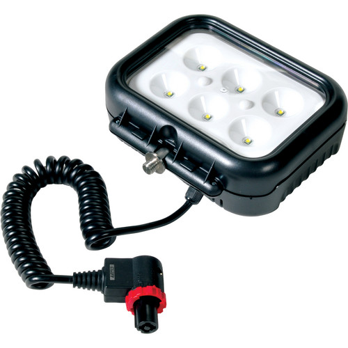 Pelican Spare LED Head for 9430 Remote Area Lighting System (Black)