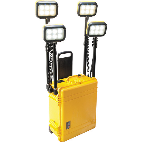 Pelican 9470 Remote Area Lighting System with Intelligent Control (Yellow)
