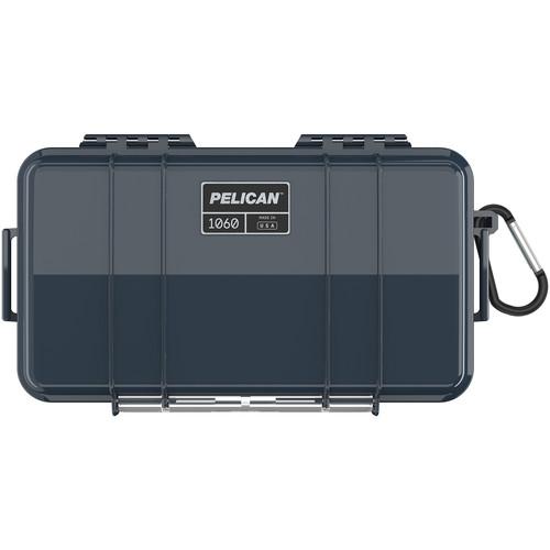 Pelican 1060 Solid Micro Case (Black/Indigo)