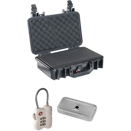Pelican 1170 Case with Foam Set, TSA Lock, and Desiccant Gel (B&H Kit)