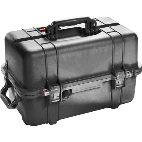 Pelican 1460TOOL Protector Mobile Tool Chest (Black)