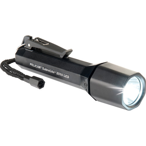 Pelican SabreLite 2010 LED Flashlight (Black)