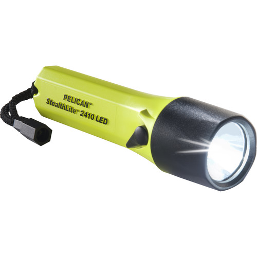 Pelican StealthLite 2410 Flashlight (Yellow)