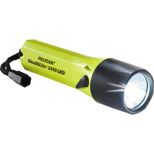 Pelican 2410 StealthLite LED ADV (Yellow)
