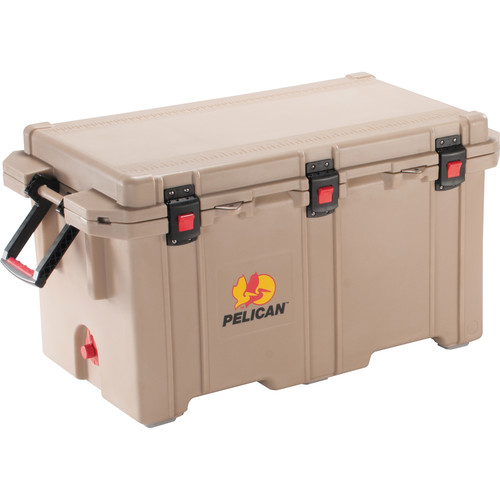 Pelican 150QT Elite Cooler (Outdoor Tan)